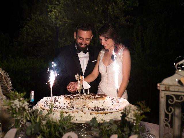 Il matrimonio di Giuseppe e Helga a Vicopisano, Pisa 115