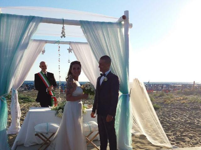 Il matrimonio di Emiliano  e Eliana  a Viareggio, Lucca 11