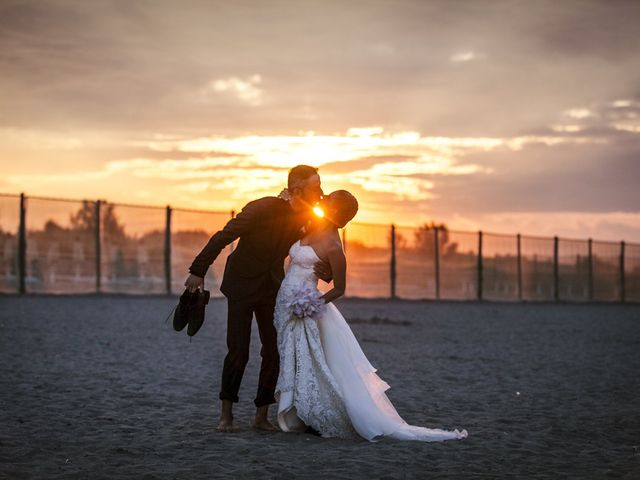 Le nozze di Sabrina e Mirco