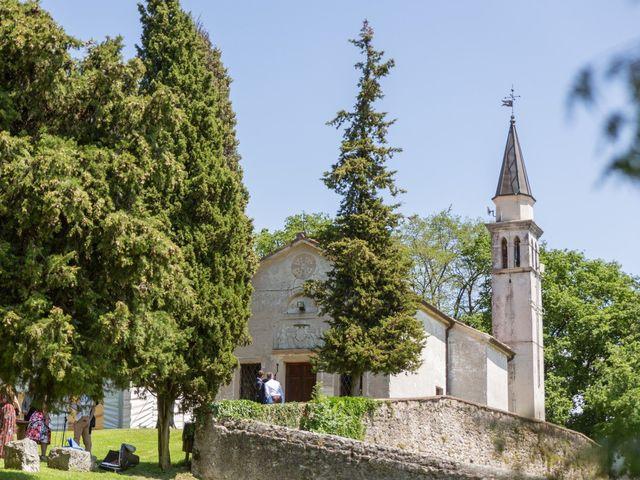 Il matrimonio di Luca e Marzia a Farra di Soligo, Treviso 21