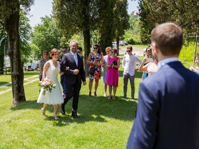 Il matrimonio di Luca e Marzia a Farra di Soligo, Treviso 24