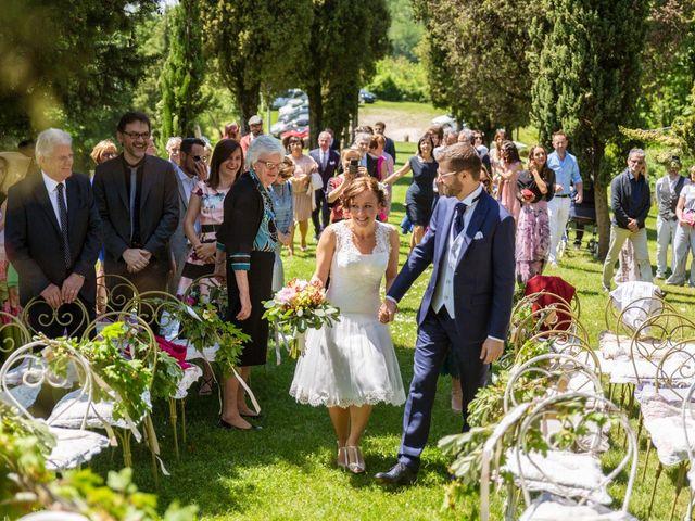 Il matrimonio di Luca e Marzia a Farra di Soligo, Treviso 26