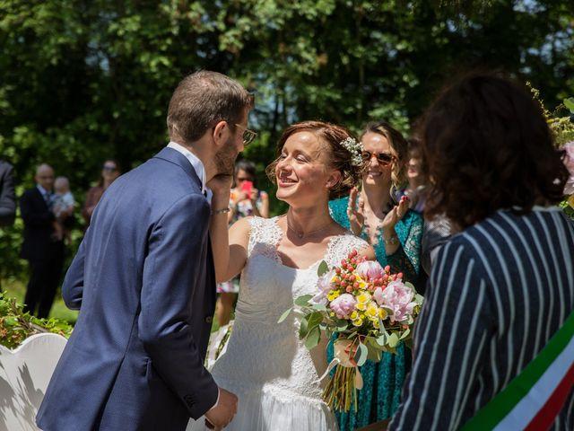 Il matrimonio di Luca e Marzia a Farra di Soligo, Treviso 30