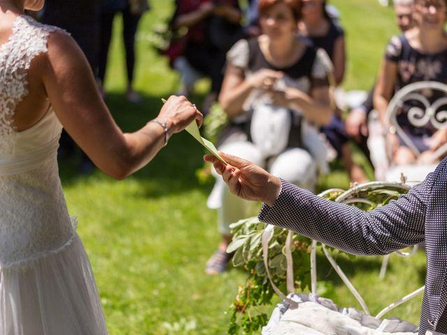 Il matrimonio di Luca e Marzia a Farra di Soligo, Treviso 37