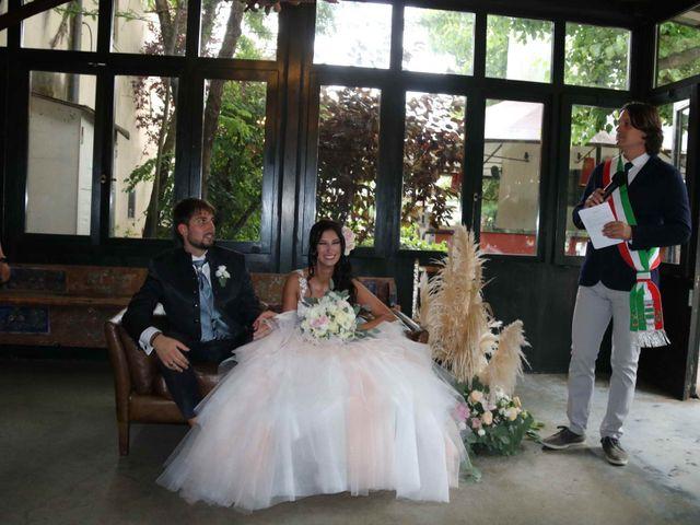 Il matrimonio di Giacomo e Carlotta a Gorgo al Monticano, Treviso 45