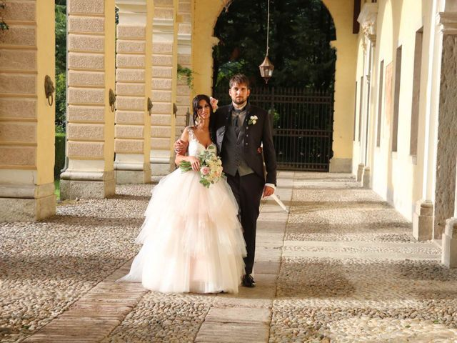 Il matrimonio di Giacomo e Carlotta a Gorgo al Monticano, Treviso 60