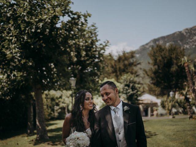 Il matrimonio di Arcangelo e Alina a Brusciano, Napoli 22