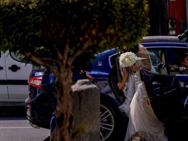 Il matrimonio di Arcangelo e Alina a Brusciano, Napoli 58