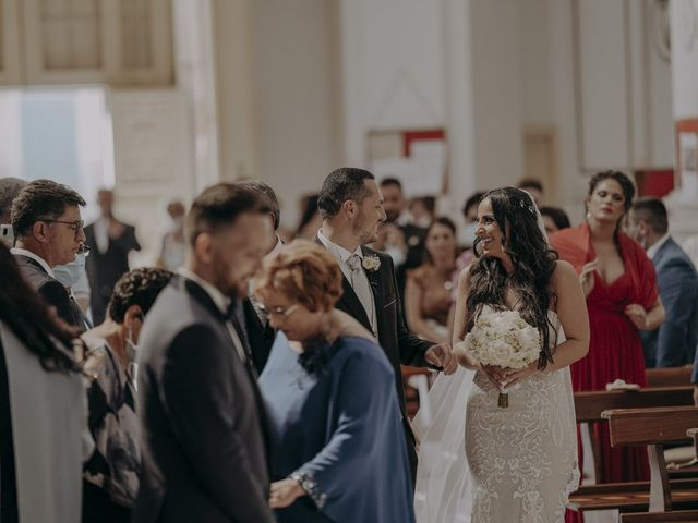 Il matrimonio di Arcangelo e Alina a Brusciano, Napoli 62