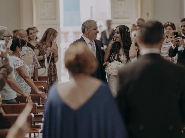 Il matrimonio di Arcangelo e Alina a Brusciano, Napoli 63