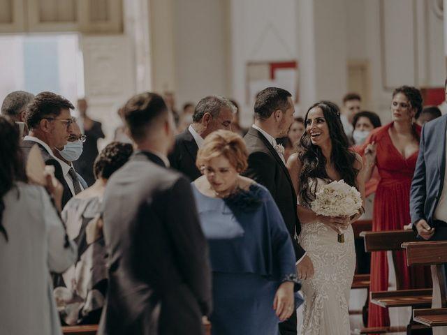 Il matrimonio di Arcangelo e Alina a Brusciano, Napoli 64