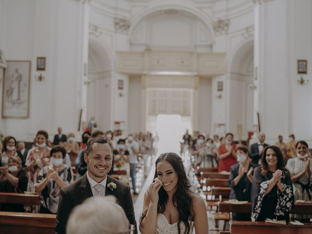 Il matrimonio di Arcangelo e Alina a Brusciano, Napoli 68