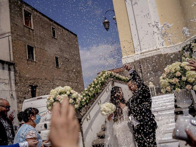 Il matrimonio di Arcangelo e Alina a Brusciano, Napoli 70