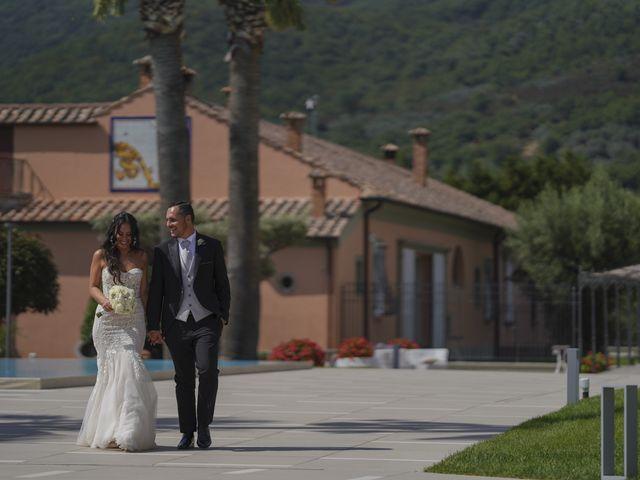 Il matrimonio di Arcangelo e Alina a Brusciano, Napoli 85