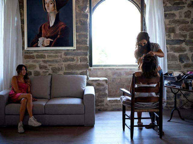 Il matrimonio di Angelo e Sara a Spello, Perugia 7