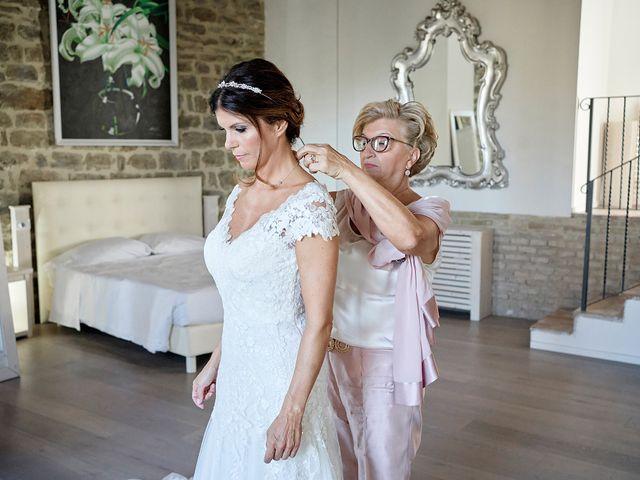 Il matrimonio di Angelo e Sara a Spello, Perugia 23
