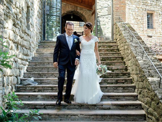 Il matrimonio di Angelo e Sara a Spello, Perugia 26