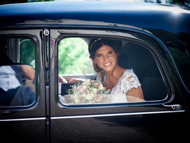 Il matrimonio di Angelo e Sara a Spello, Perugia 27