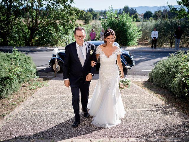 Il matrimonio di Angelo e Sara a Spello, Perugia 28