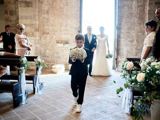 Il matrimonio di Angelo e Sara a Spello, Perugia 29