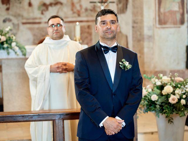 Il matrimonio di Angelo e Sara a Spello, Perugia 30