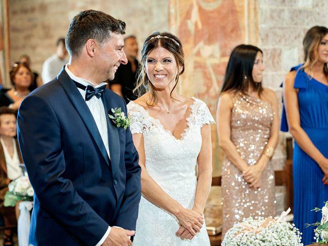 Il matrimonio di Angelo e Sara a Spello, Perugia 35
