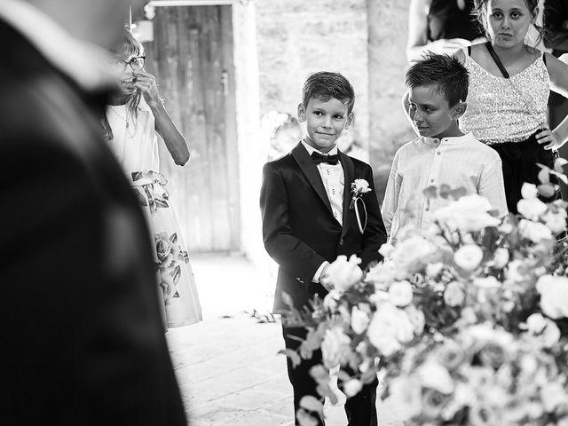 Il matrimonio di Angelo e Sara a Spello, Perugia 37