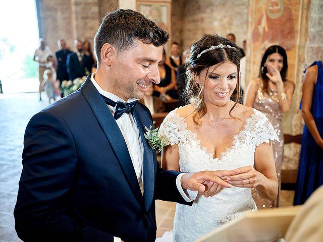 Il matrimonio di Angelo e Sara a Spello, Perugia 40
