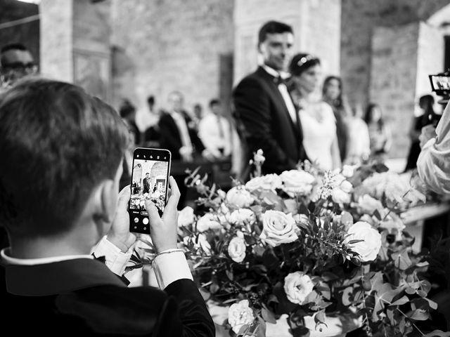 Il matrimonio di Angelo e Sara a Spello, Perugia 41