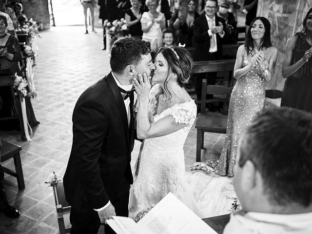 Il matrimonio di Angelo e Sara a Spello, Perugia 42