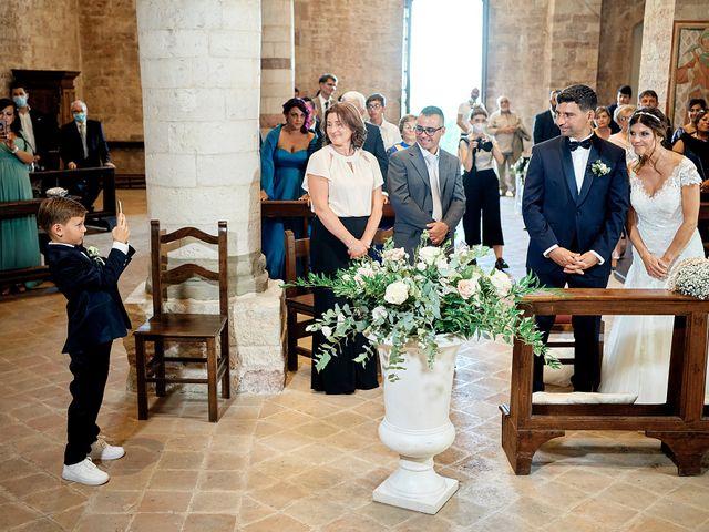 Il matrimonio di Angelo e Sara a Spello, Perugia 44