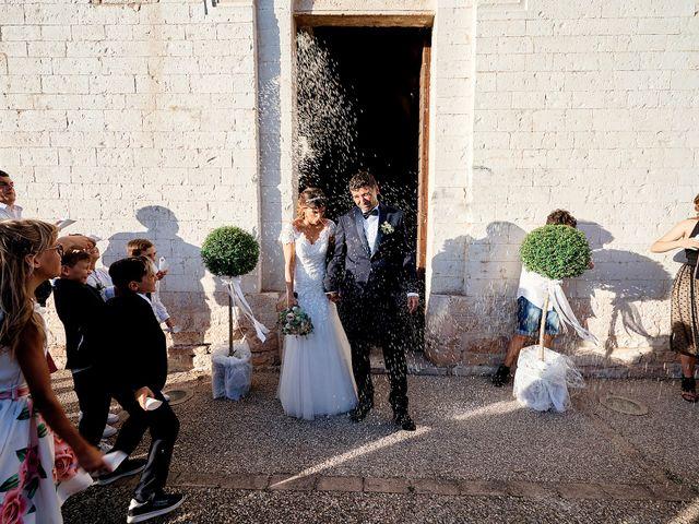 Il matrimonio di Angelo e Sara a Spello, Perugia 46