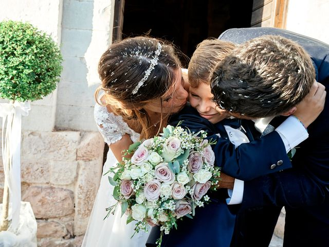 Il matrimonio di Angelo e Sara a Spello, Perugia 47