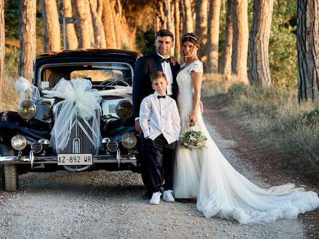 Il matrimonio di Angelo e Sara a Spello, Perugia 53