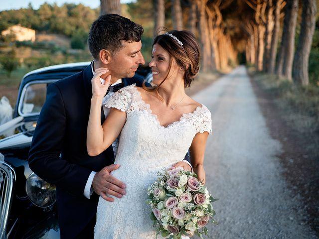 Il matrimonio di Angelo e Sara a Spello, Perugia 56