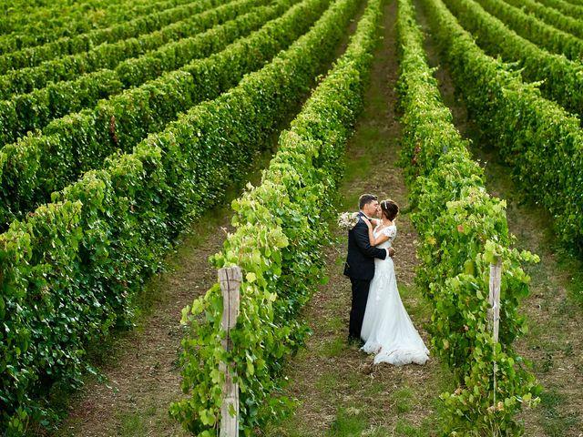 Il matrimonio di Angelo e Sara a Spello, Perugia 59