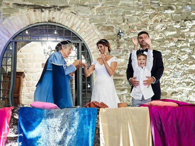 Il matrimonio di Angelo e Sara a Spello, Perugia 74