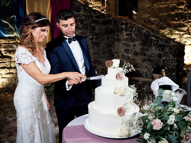 Il matrimonio di Angelo e Sara a Spello, Perugia 75