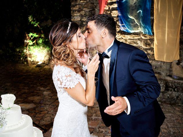 Il matrimonio di Angelo e Sara a Spello, Perugia 76