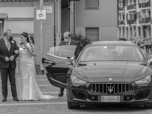 Il matrimonio di Francesco e RosaMaria a Paderno Franciacorta, Brescia 14