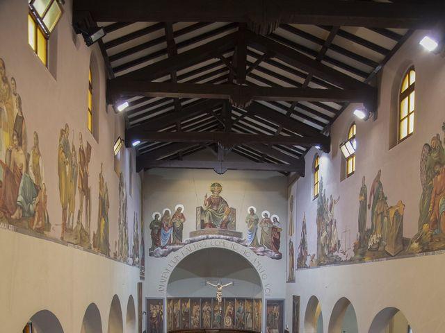 Il matrimonio di Francesco e RosaMaria a Paderno Franciacorta, Brescia 16