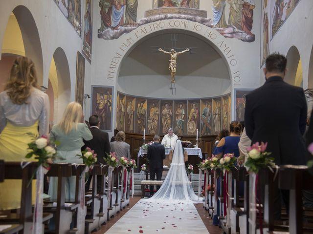 Il matrimonio di Francesco e RosaMaria a Paderno Franciacorta, Brescia 17