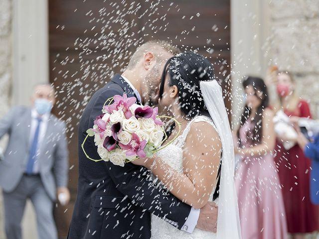 Le nozze di RosaMaria e Francesco