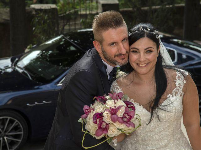 Il matrimonio di Francesco e RosaMaria a Paderno Franciacorta, Brescia 23