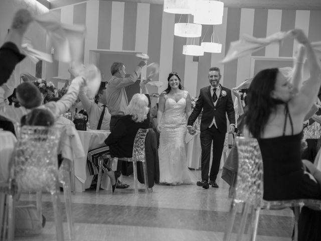 Il matrimonio di Francesco e RosaMaria a Paderno Franciacorta, Brescia 24