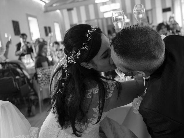 Il matrimonio di Francesco e RosaMaria a Paderno Franciacorta, Brescia 25