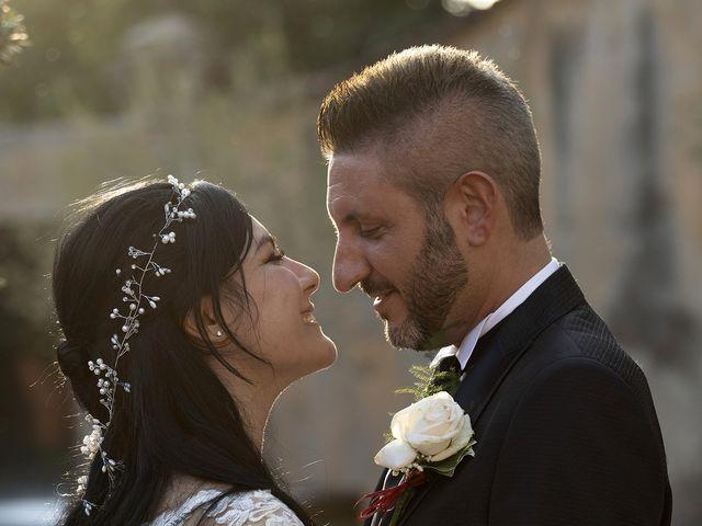 Il matrimonio di Francesco e RosaMaria a Paderno Franciacorta, Brescia 2