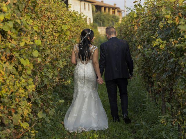Il matrimonio di Francesco e RosaMaria a Paderno Franciacorta, Brescia 29