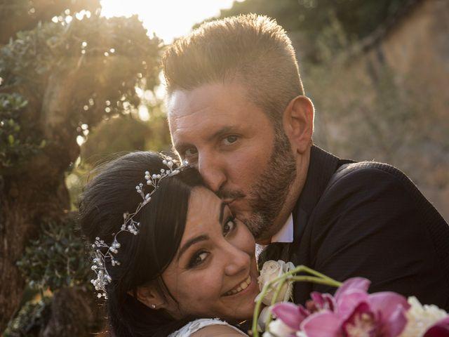 Il matrimonio di Francesco e RosaMaria a Paderno Franciacorta, Brescia 32
