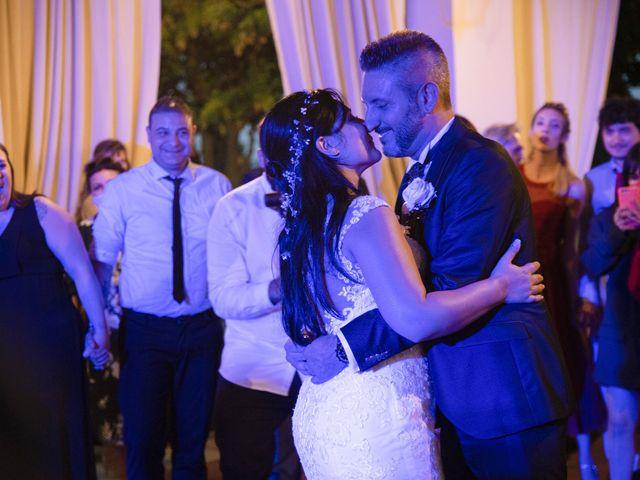 Il matrimonio di Francesco e RosaMaria a Paderno Franciacorta, Brescia 36